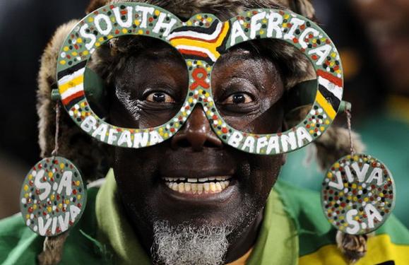 Южная Африка люди