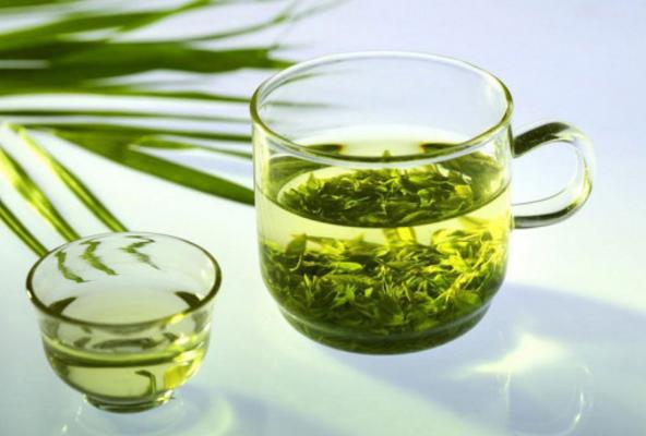 Зеленый чай для снижения стресса