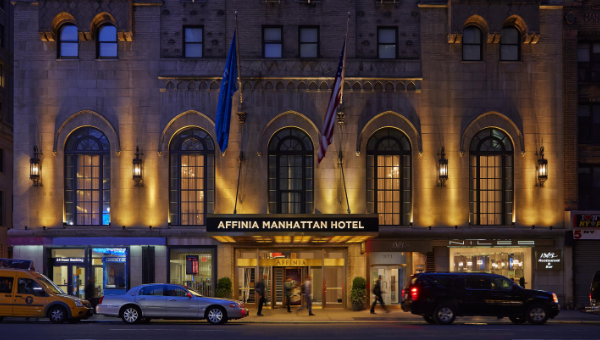 Отель Манхэттен