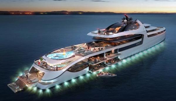 Яхта: Supreme Story