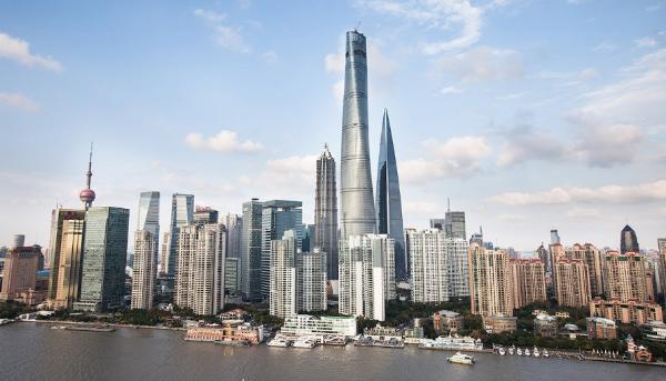Башня Шанхай