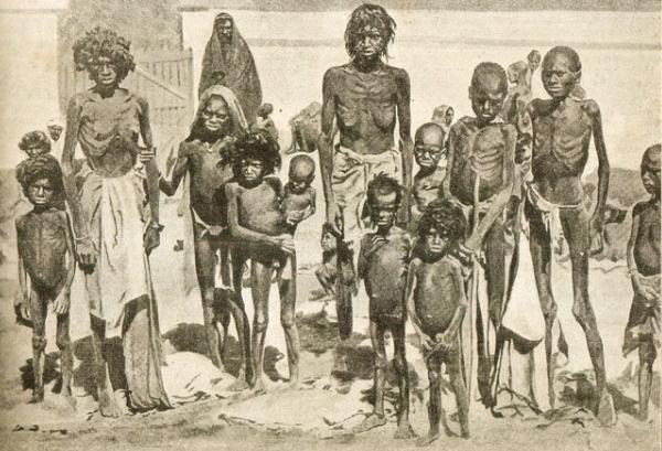 Индийский голод