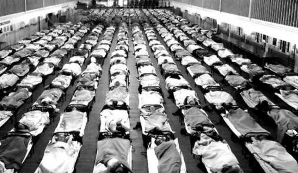 Пандемия гриппа 1918
