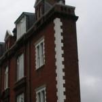 самые узкие дома