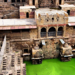 Чанд Баори - самый глубокий колодец Индии