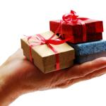 История подарков